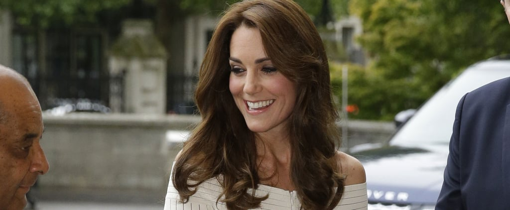 1 Dress Just Changed Everything We Thought We Knew About The Duchess of Cambridge's Style