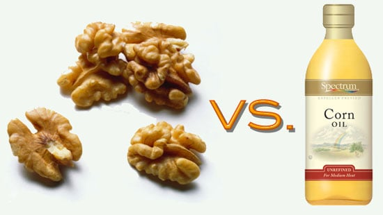 The Difference Between Omega-3s and Omega-6s