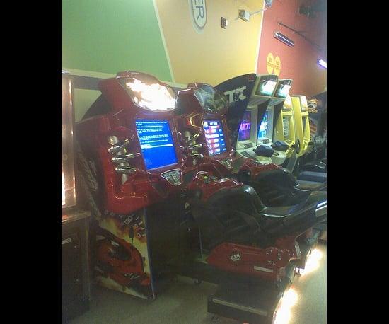 Arcade Machine BSOD