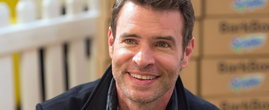 The Only Thing Cuter Than Scott Foley Is Scott Foley Gushing About His Dog