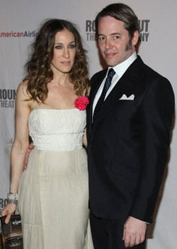 Roundup Of The Latest Entertainment News Stories — Sarah Jessica Parker and Matthew Broderick's Twins' Names Marion and Tabitha
