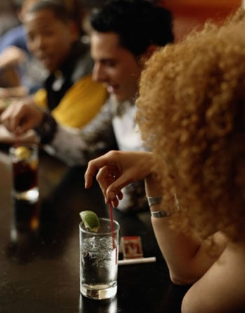Alcohol Makes Drinkers Zone Out Without Realizing They Are Zoning Out