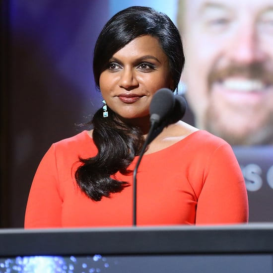 Mindy Kaling Reads Emmy Nominations 2014