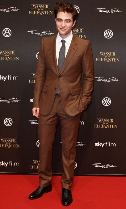 2. Robert Pattinson