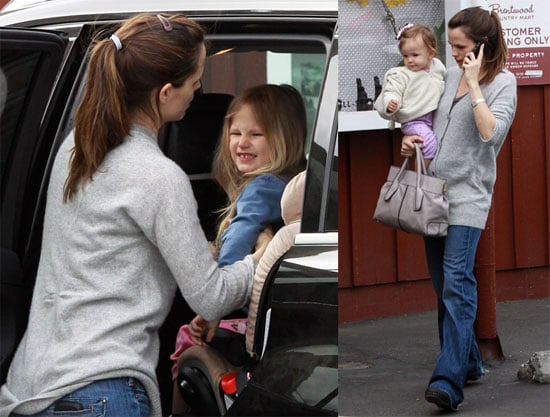 Photos of Jen and Vi and Sera