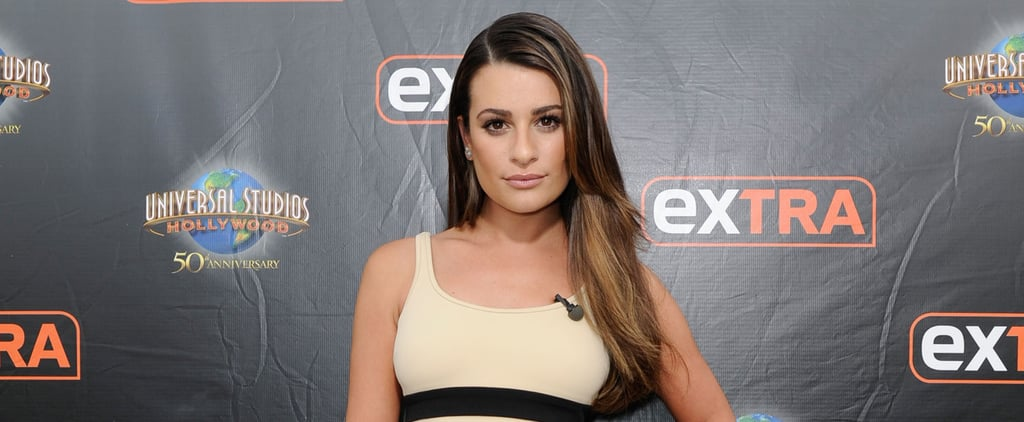 Lea Michele and Robert Buckley Break Up