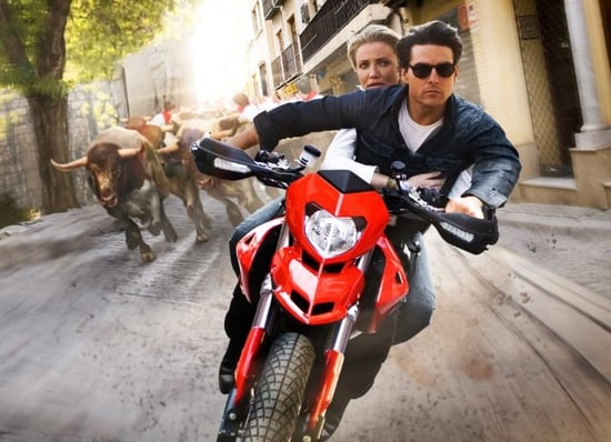 Knight and Day Movie Review Starring Tom Cruise and Cameron Diaz 2010-06-25 09:57:28