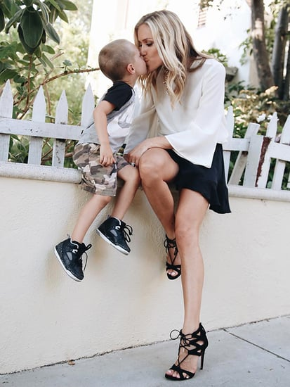 Kristin Cavallari Wishes Son Camden a Happy Birthday with Sweet Smooch: 'I Cannot Believe It's Been 4 Years!""