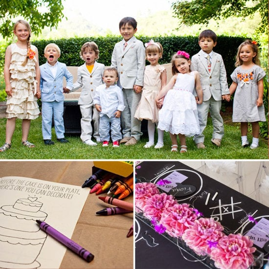 Bringing kids to a wedding? Lil is sharing tips on how to keep your little ones happy on the big day.