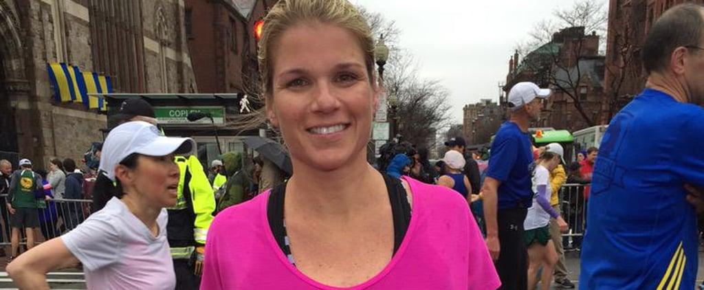 Runner Finishes Boston Marathon at 34 Weeks Pregnant