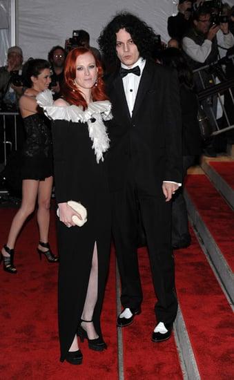 Photos of Karen Elson and Jack White