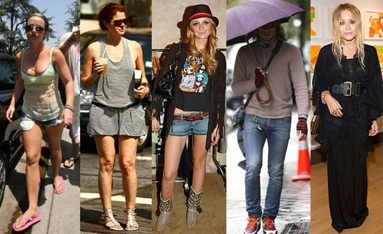 Which Celebrity Had The Worst Street Style of 2007?