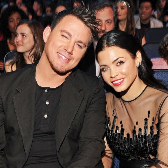 Channing Tatum at the MTV Movie Awards 2014