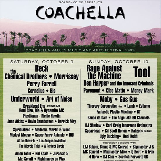 History of Music Festivals