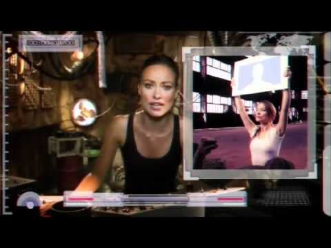 Video Future Olivia Wilde Gives Us a Look at President Palin