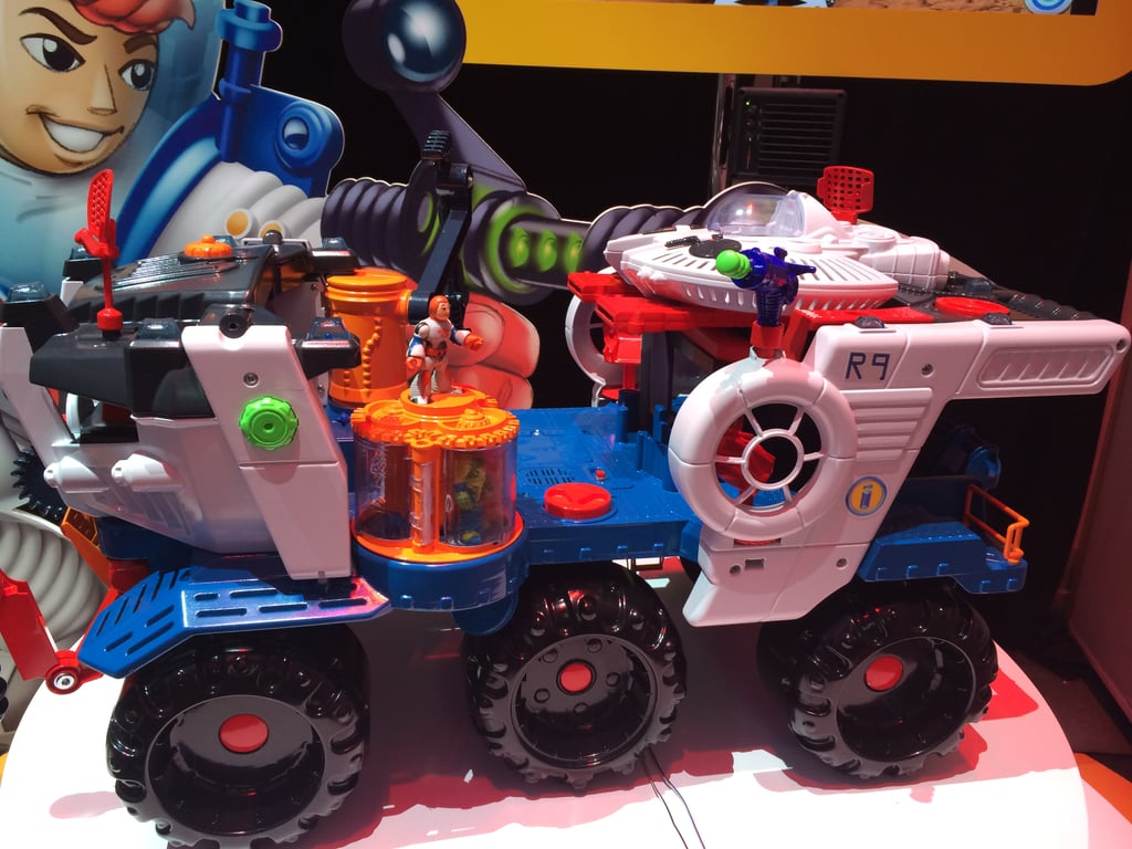 Imaginext Cosmic Chaos Super Nova Battle Rover