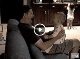 Adorable Baby Fake-Sneezing Will Brighten Your Day