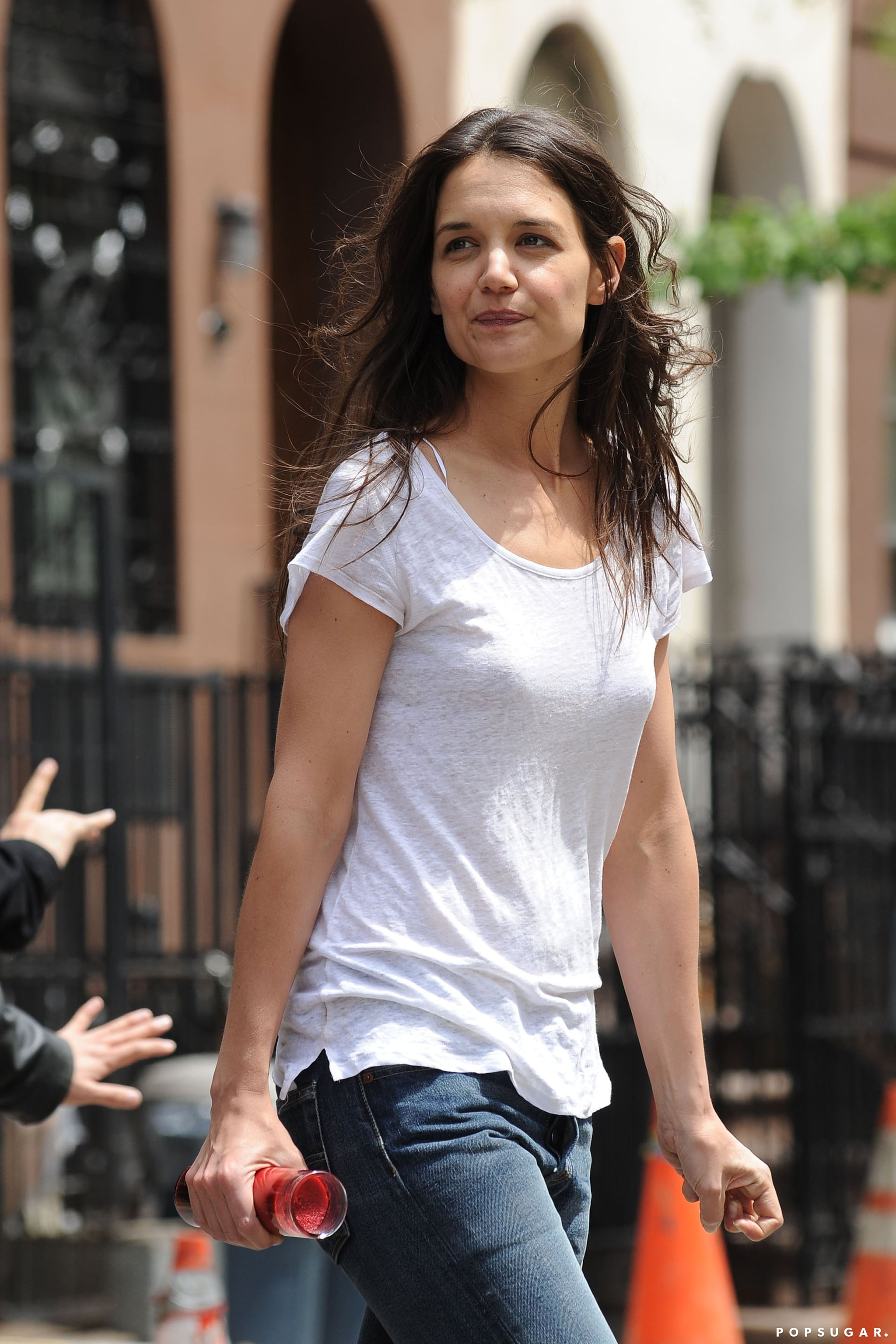 Katie Holmes Is Crazy About Her New Onscreen Man