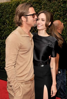Angelina Jolie Calls Brad Pitt a Real Man and More Quotes From The Telegraph Interview
