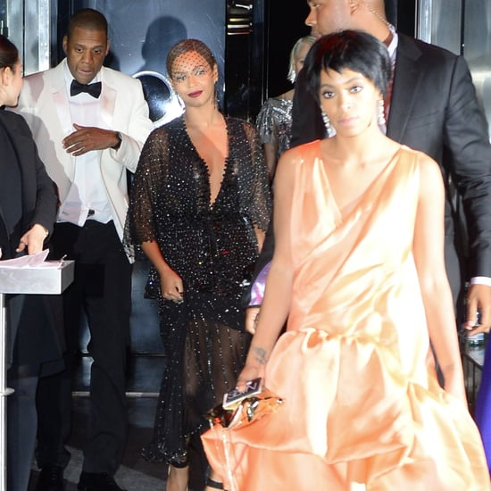 Solange Knowles Attacked Jay Z in an Elevator | Video