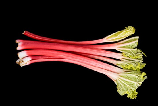 Ways to Prepare Rhubarb