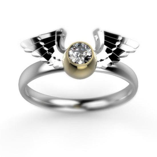 Geek Engagement Rings For Fandoms