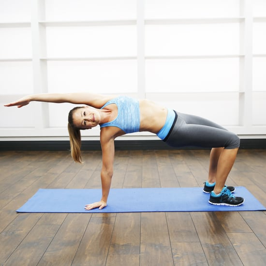 Love-Handle Workout | 5-Minute Video