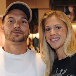 Kevin Federline and Victoria Prince Welcome Baby Girl Jordan!