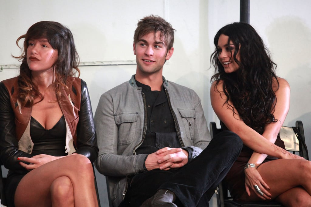 Fashion Week Fun Rolls On With Vanessa, Chace and More!