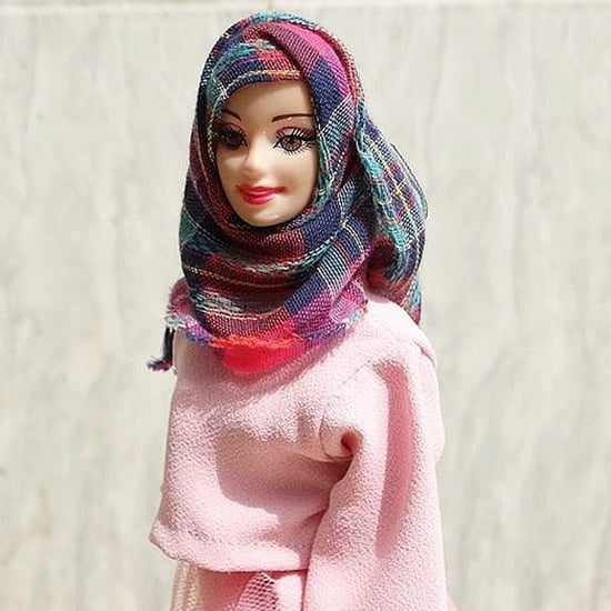 Hijab Barbie Instagram Account
