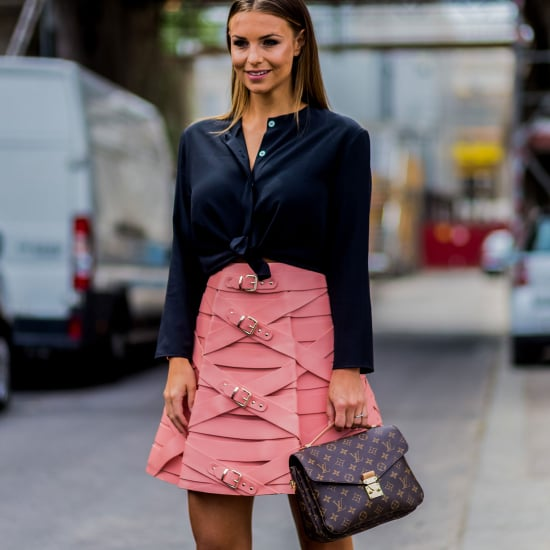 Street Style Couture Fashion Week Fall 2017