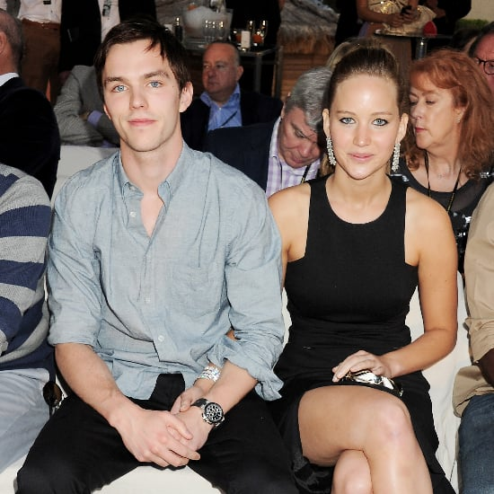 Jennifer Lawrence and Nicholas Hoult Break Up 2014