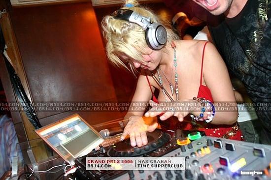 DJ Tara Mixes It Up
