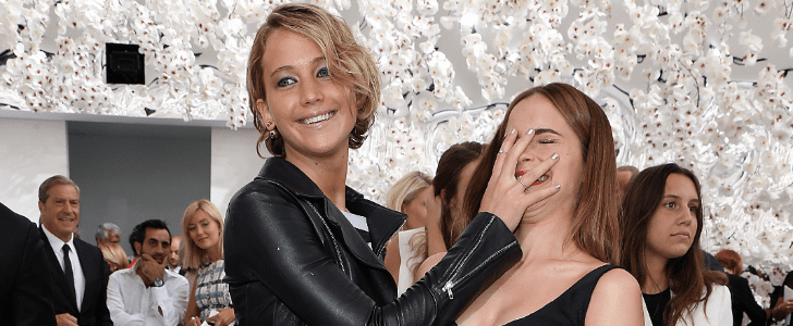Here's What Happens When Katniss and Hermione Vie For Your Attention