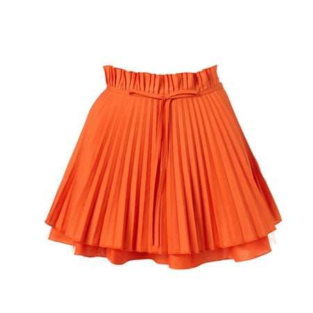 Anything Orange, or Pleated!