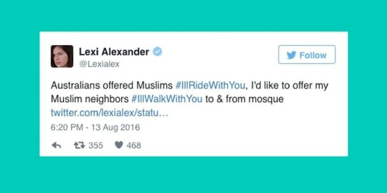 Allies Offer To Walk Muslims To Mosque After New York Shooting