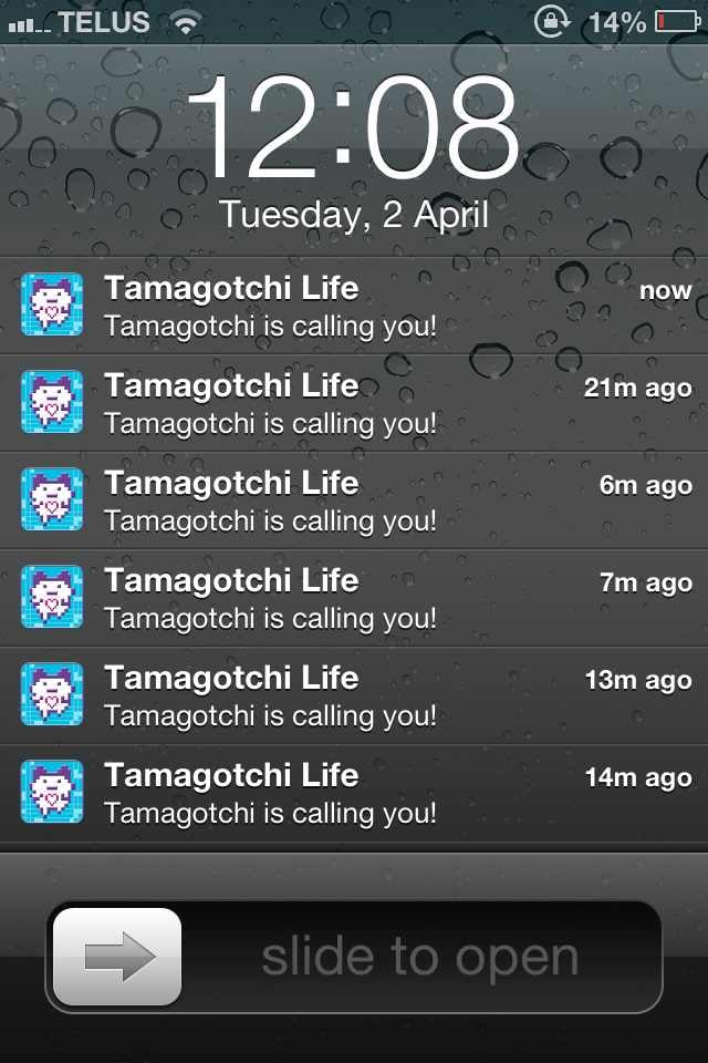 The Person Who Became Haunted by the Tamagotchi App