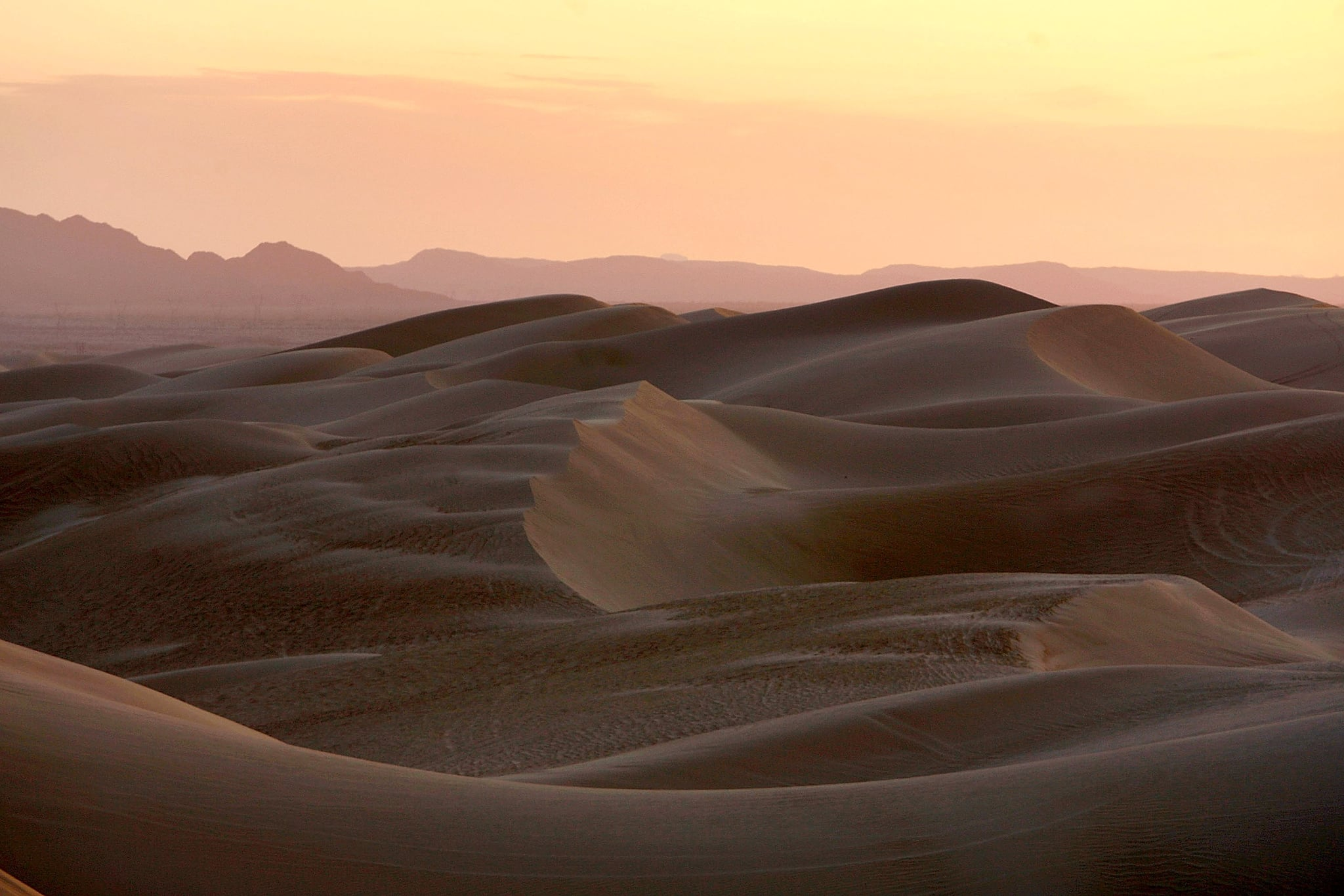 Algodones Dunes, Mexico