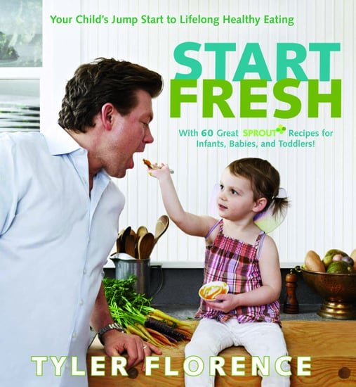 Tyler Florence's Recipes For Baby Food and Healthy Eating