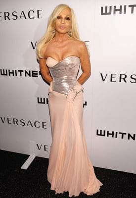 Donatella to Leave Versace, Economic Troubles