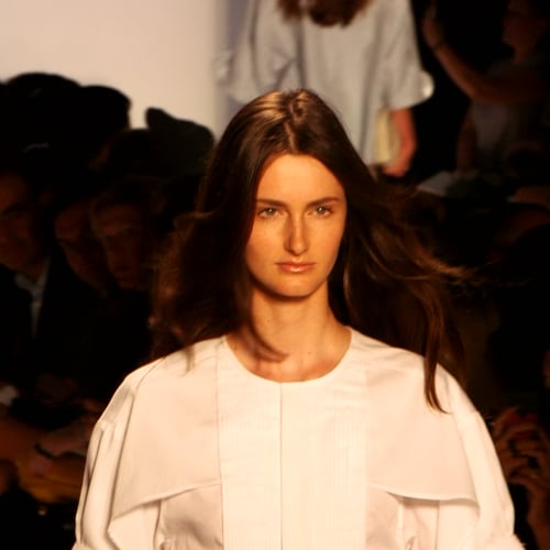 BCBG Spring 2014 Hair and Makeup | Fashion Week Video