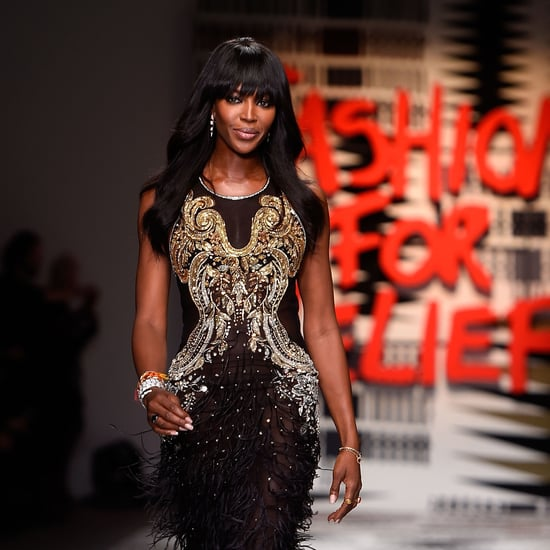 Fashion For Relief Celebrity Runway Show Photos