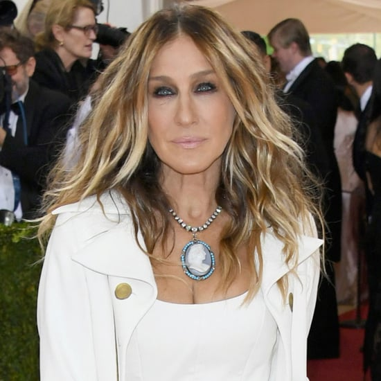 Sarah Jessica Parker at the 2016 Met Gala
