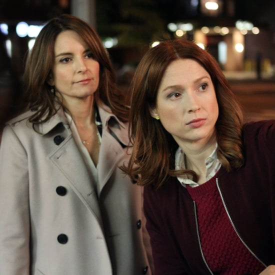 Tina Fey Films Unbreakable Kimmy Schmidt Season 2