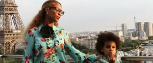 Beyoncé and Blue Ivy in Matching Dresses May Overwhelm You With Cuteness