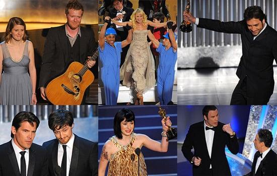 The Oscars 2008: The Ceremony