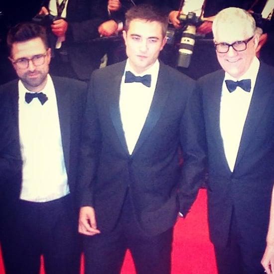 2014 Cannes Film Festival Instagram Pictures
