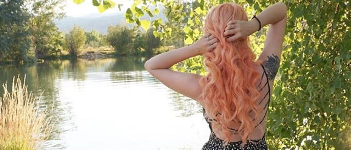 Bellini-Inspired Hair Is the Fieriest Shade of Autumn