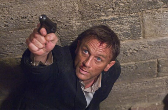 Another Movie Date Change! Quantum of Solace: Nov. 14