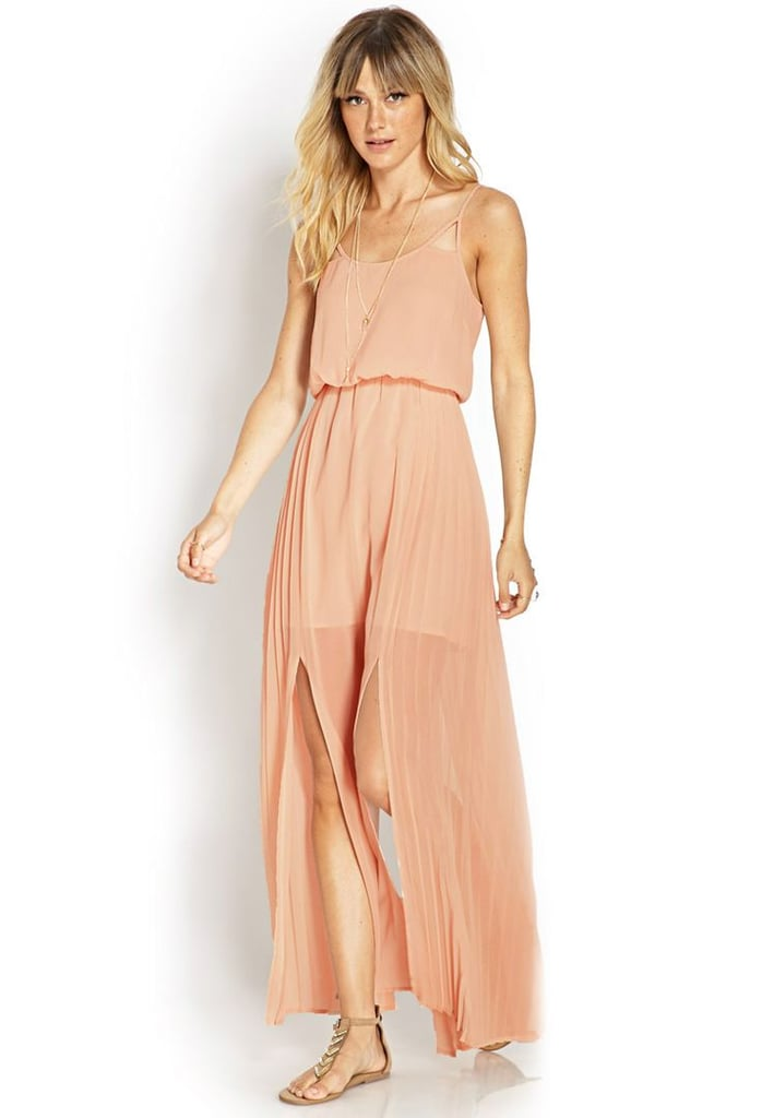 Forever 21 Caged Cami Maxi Dress ($28)